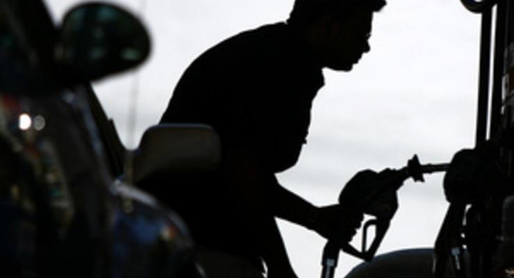 В России оптовые цены на бензин выросли на 30%