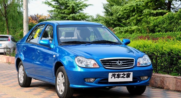 Китайцы в Украине: ТОП-10 автомобилей по продажам