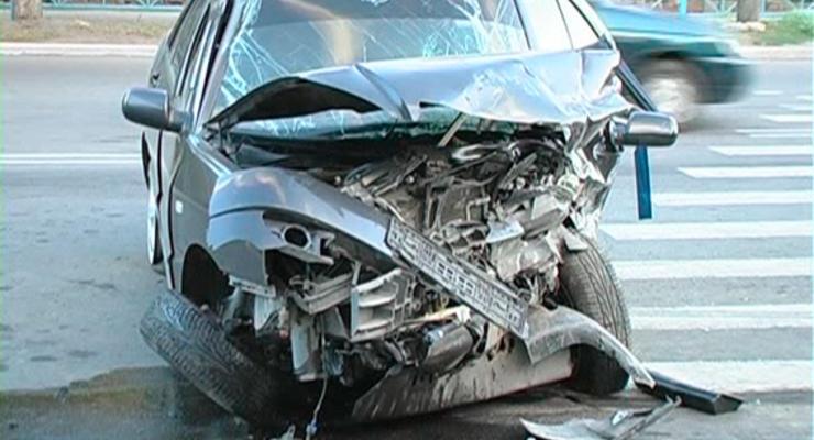 Водитель BMW отправил в реанимацию гаишника