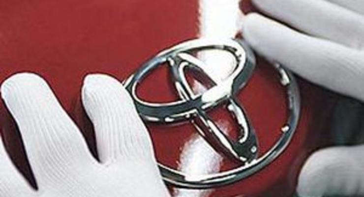 Toyota почти вдвое увеличила чистую прибыль