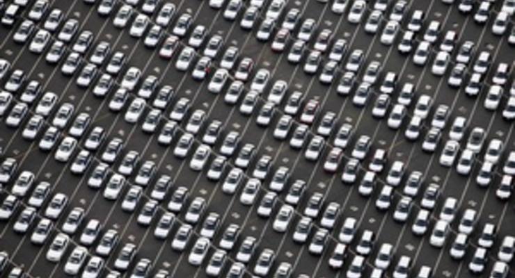 В Украине каждый пятый новый автомобиль - с дизелем