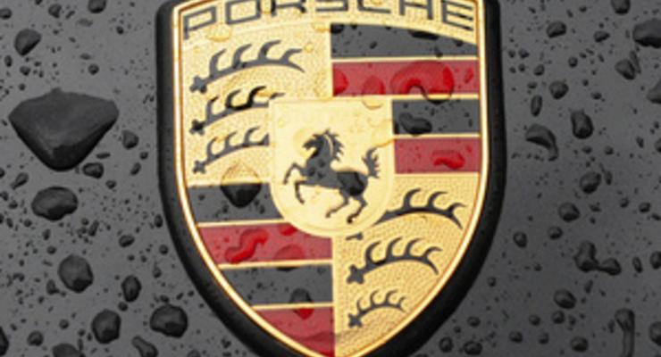 Porsche в первом полугодии на четверть увеличил прибыль