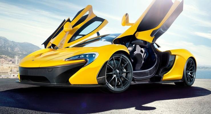 Forbes выбрал 10 самых красивых автомобилей года