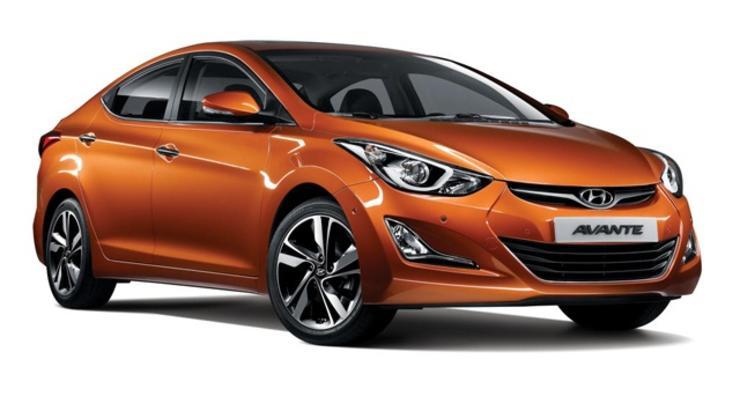 Hyundai Elantra обновилась и получила дизельный мотор