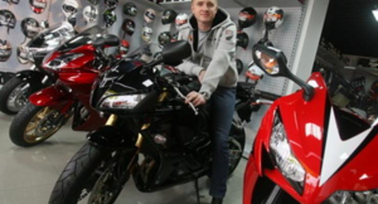 Корреспондент: Украина переживает мотоциклетный бум