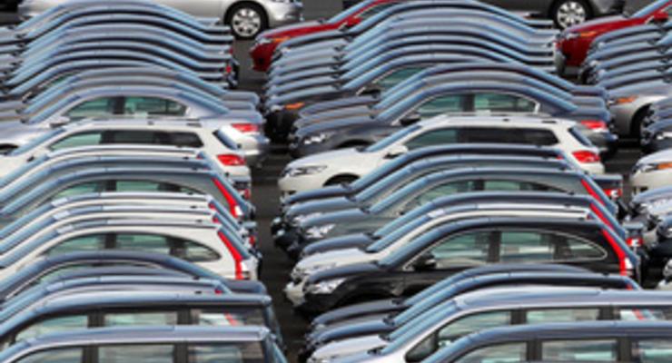 Спецпошлины на авто не способствовали повышению продаж