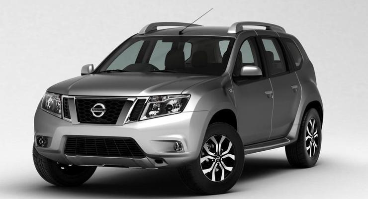 Новый кроссовер Nissan оказался копией Renault Duster