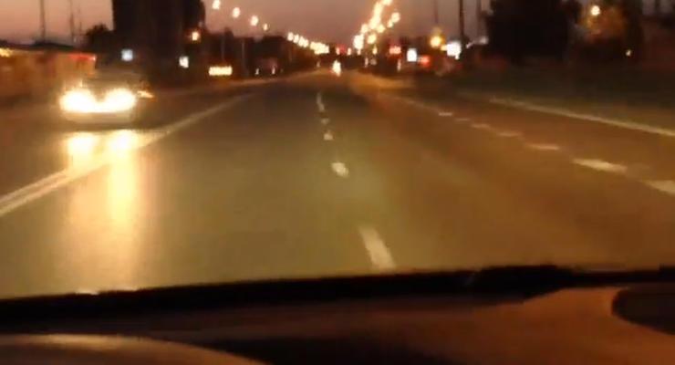 Кадыров гоняет по Чечне со скоростью 241 километр в час (ВИДЕО)