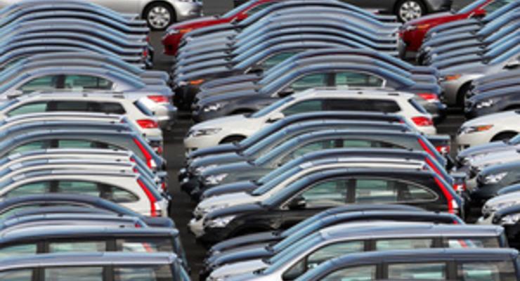 Конфискованные авто разрешили передавать Генпрокуратуре