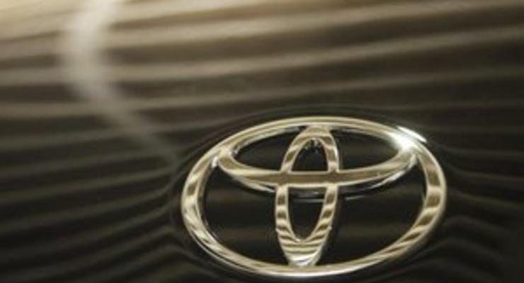 Toyota отзывает более 350 тыс. машин по всему миру