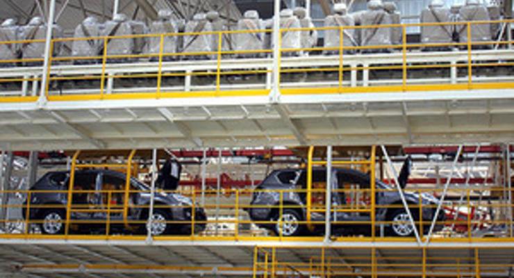 Украинские заводы наращивают выпуск китайских авто