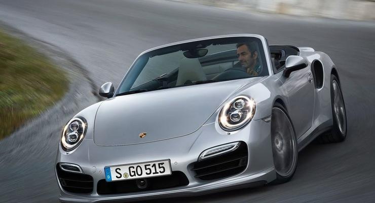 Новые кабриолеты Porsche 911: названы цены в Украине