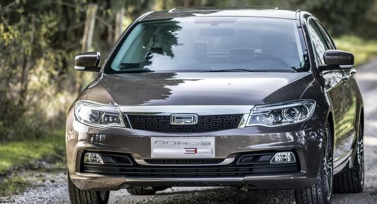 Китайский автомобиль впервые сдал краш-тест на пять