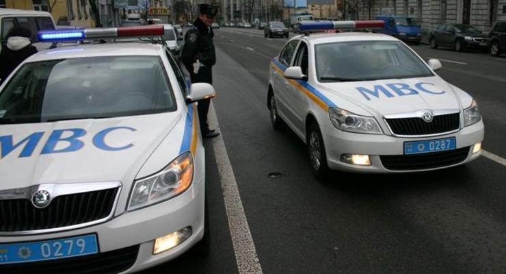 Выключенные днем фары «прощают» за 100 гривен