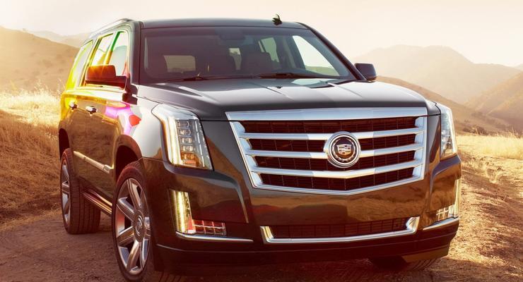 Cadillac Escalade в новом поколении стал еще роскошней