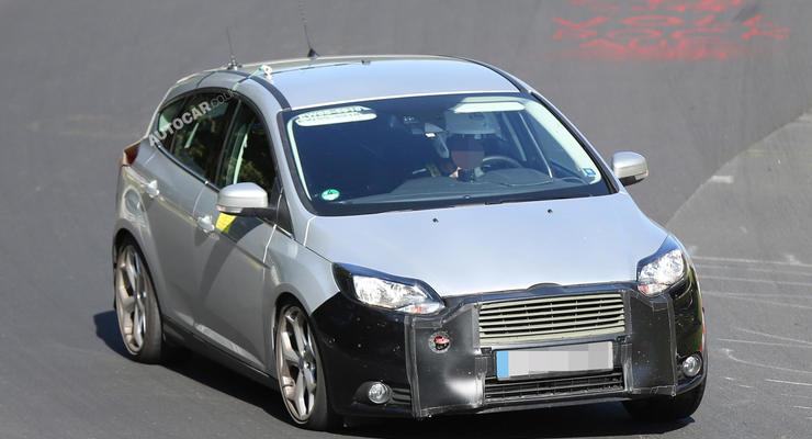 Ford Focus получил новый передок в духе Аston Martin