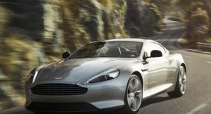 Компания Aston Martin  терпит убытки второй год подряд