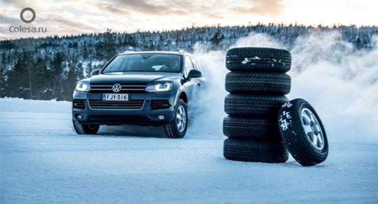 Тест зимних шин: выбираем резину для внедорожника