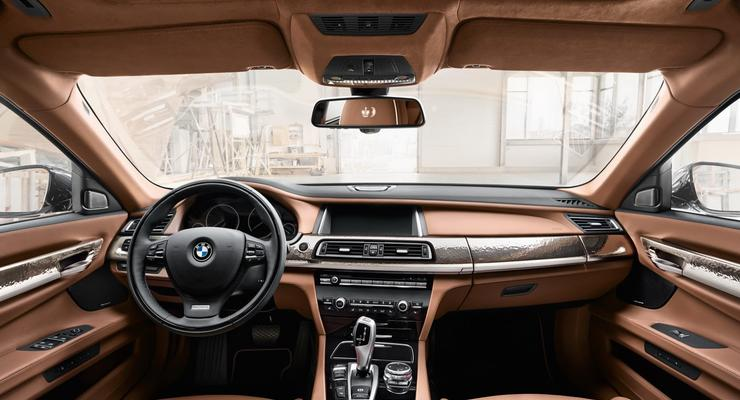 Немцы сделали самый роскошный и дорогой BMW
