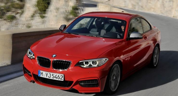 Первая двойка: мощное купе BMW M2 больше не секрет