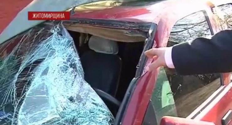Милиционеру проломили череп огромным камнем