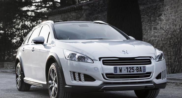 В Украине скоро появится Peugeot по цене Мерседеса