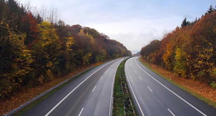 Первый платный автобан в Украине: проект обнародован