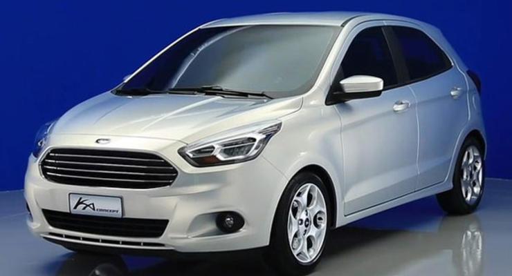 Самый маленький Ford переходит в новое поколение