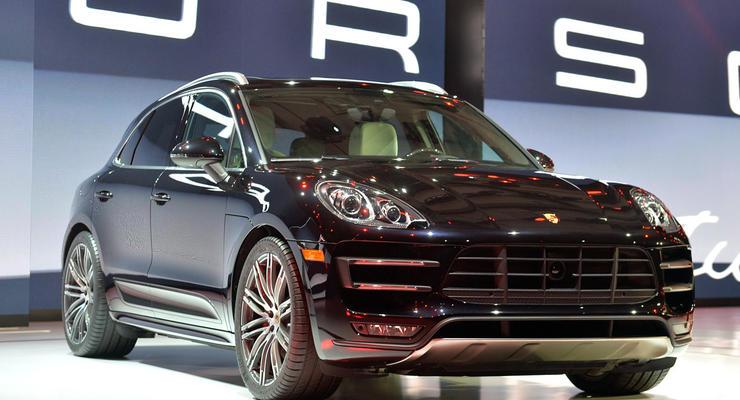Porsche Macan официально рассекречен, стоит $50 тысяч