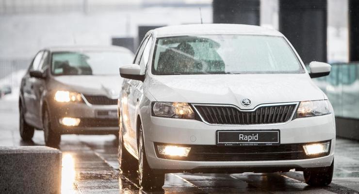 Сколько в Украине украинских автомобилей (ИНФОГРАФИКА)