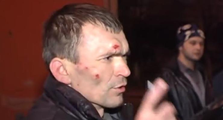 Пьяный хозяин BMW из Киева стал звездой YouTube