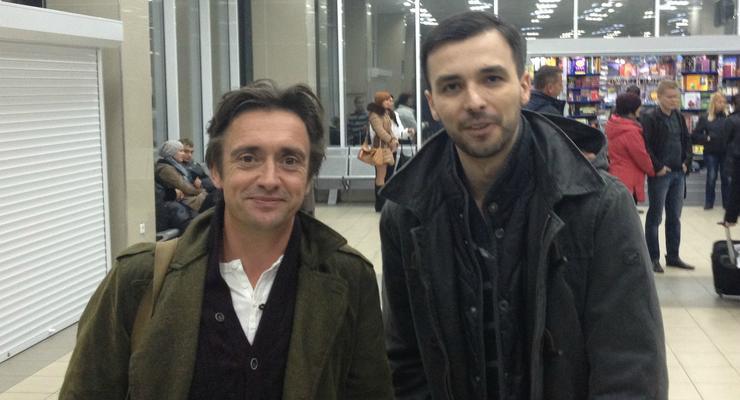 Ведущий британского Top Gear побывал в Украине