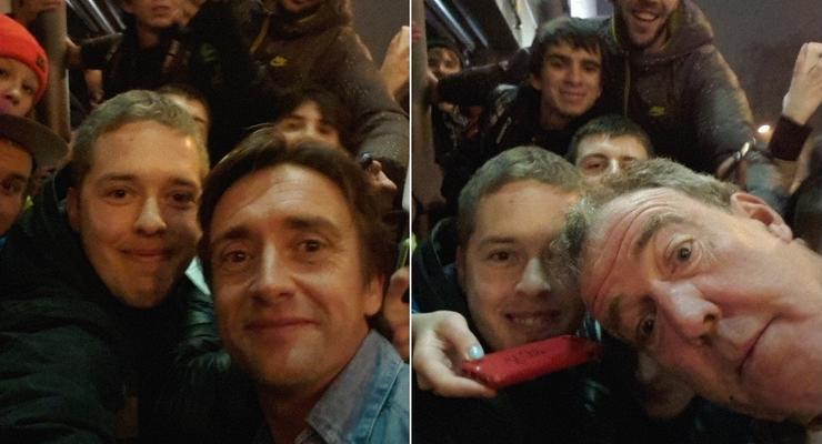 Kiev, спасибi. Как фанаты встречали Top Gear в Киеве (ФОТО)