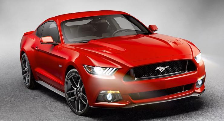 Новый Mustang может стать электрокаром