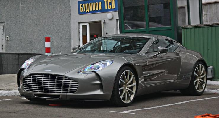 Самые дорогие машины в Украине: ТОП-10 за 2013 год