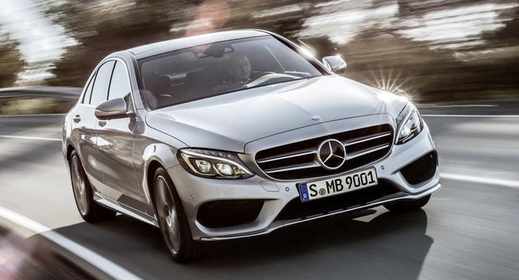 Новый Mercedes-Benz С-Class рассекречен: фото и цены