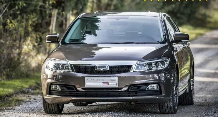 Китаец стал самым безопасным автомобилем в Европе