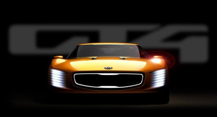 Kia готовит к премьере заднеприводный спорткар
