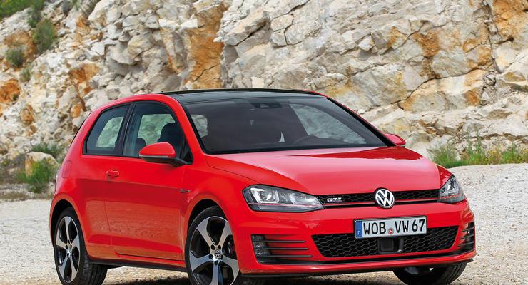 Самые продаваемые автомобили Европы в 2013 году