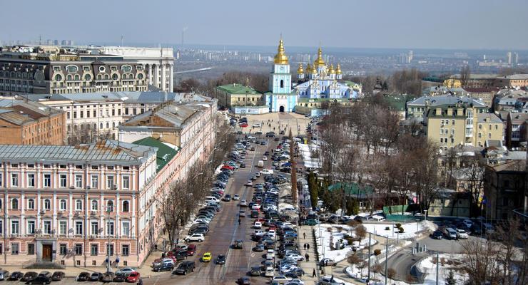 В Киеве вводят новые правила парковки