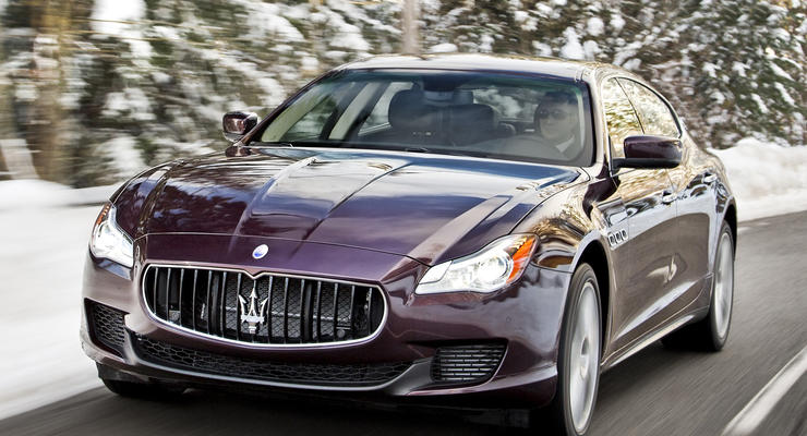 Бизнес-класс от Maserati