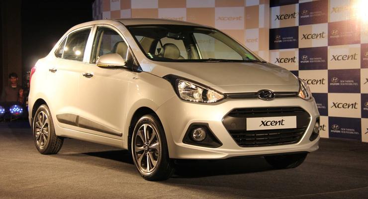 У седана Hyundai Accent появился «младший брат»