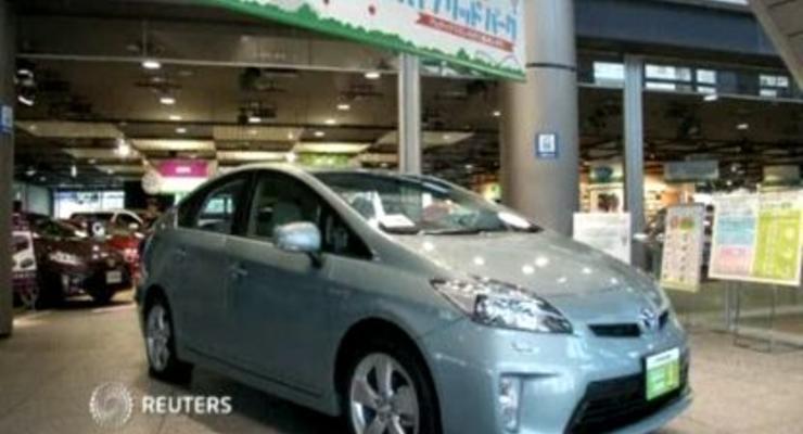 Toyota отзывает два миллиона гибридов по всему миру