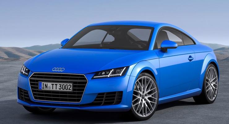 Состоялась премьера Audi TT третьего поколения
