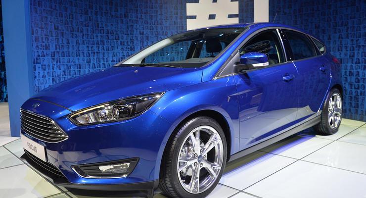 Обновленный Ford Focus выставили на суд публики