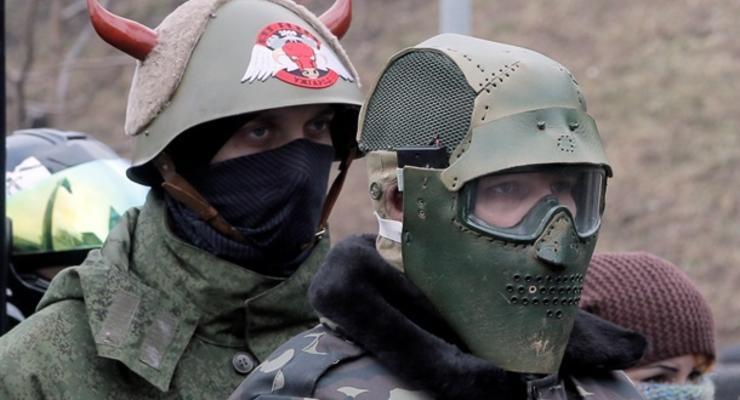 Сотники ездили на машинах Януковича без ведома МВД