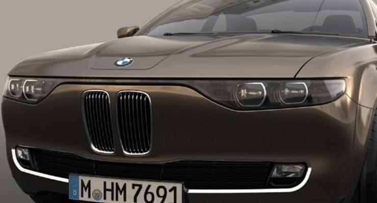 Новый концепт BMW напомнит о прошлом