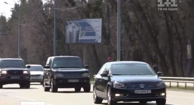 Кортеж Авакова гнал по Киеву на скорости 180 км/ч - СМИ