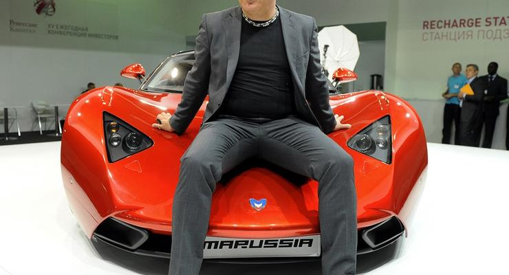 Marussia закрывается, а ё-Авто продали за один евро