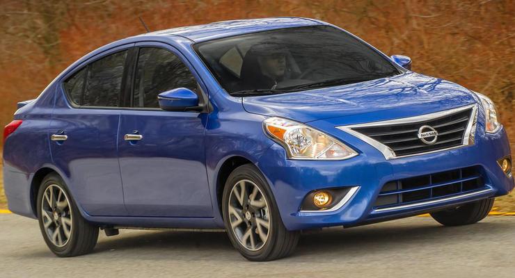 Nissan представил самый дешевый автомобиль Америки